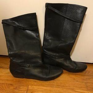 Black Frye Boots 8.5